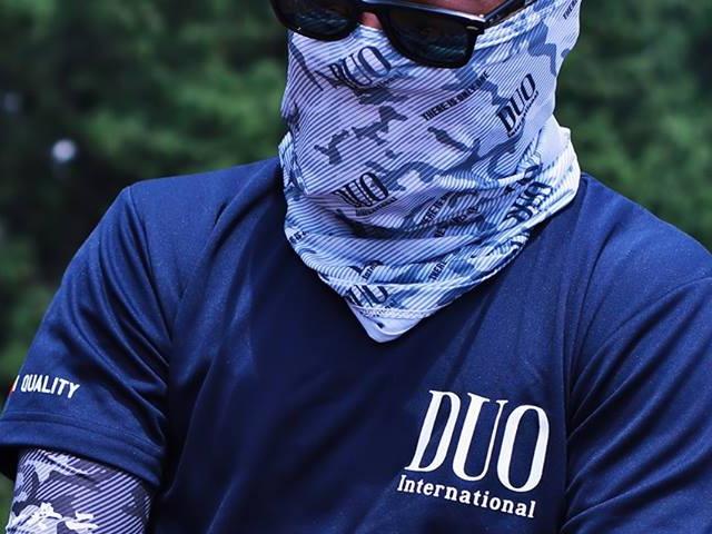 デュオ UV HEADWEAR(デュオ ネック・ヘッドガード)