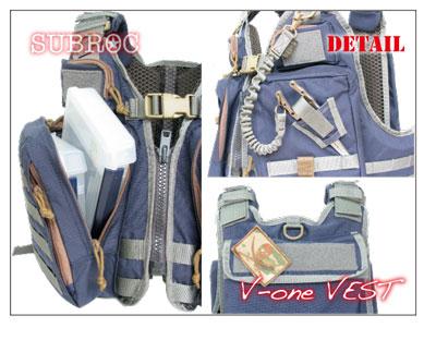 SABROC V-one VEST1000D