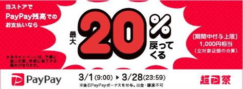 PAYPAY3/1~バナー